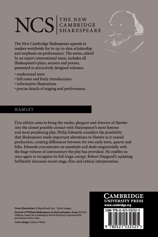 hamlet new cambridge  Hamlet, Prince of Denmark (The New Cambridge Shakespeare): Amazon.co ...