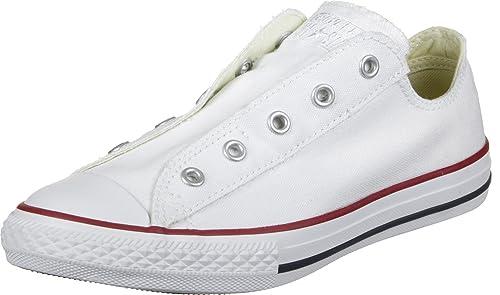 Converse - Chuck Taylor as Slip ox - Mocasines - Optic White