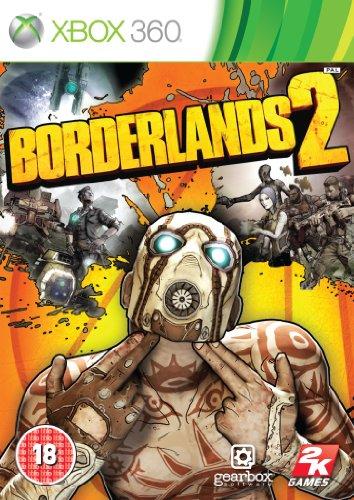 Microsoft Borderlands 2 Xbox 360