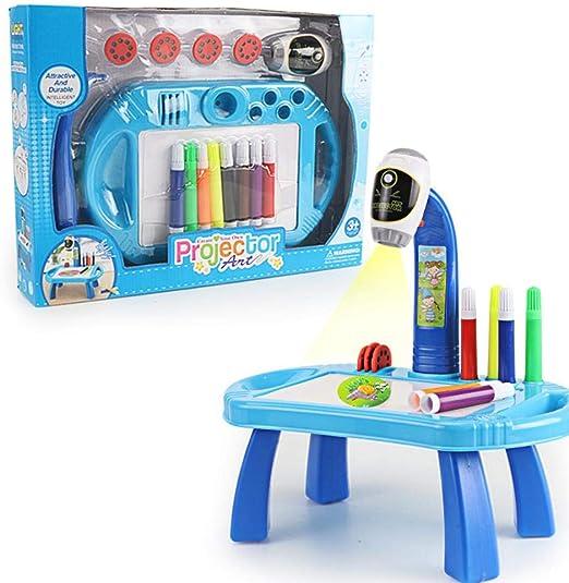 KOBWA Proyector de Dibujo para niños, proyector de Dibujo, Mini ...