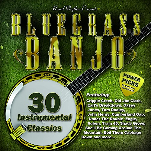 (Bluegrass Banjo Power Picks: 30 Instrumental Classics)