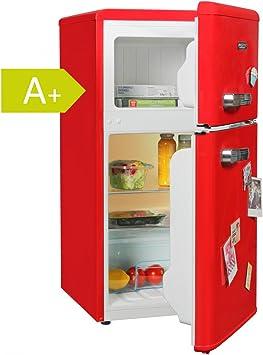 Amstyle Minikühlschrank Minibar freistehender Mini nevera pequeña ...