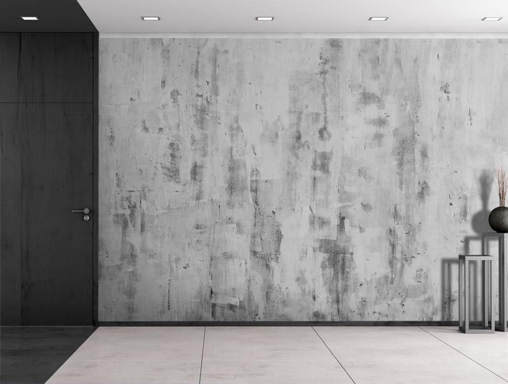 Grey Textured Wallpaper Amazon