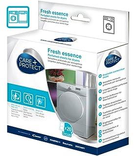 Ambientador para secadora Candy CF. 20 Toallitas