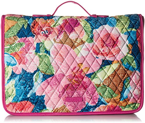 Vera Bradley Ultimate Jewelry Organizer, Signature Cotton, Superbloom