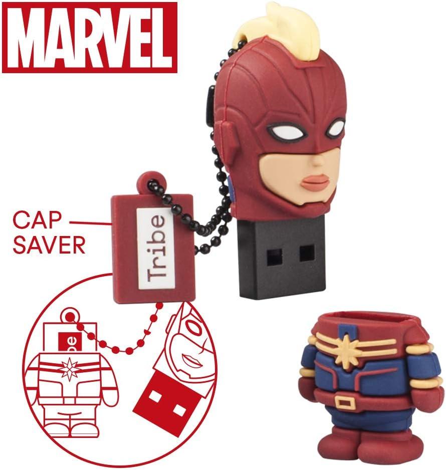 32GB Captain Marvel USB Flash Drive