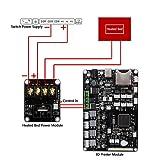 YaeTek Heat Bed Power Module Add-on Hot Bed Power