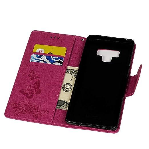 Amazon.com: Maviss Diary - Funda para Samsung Galaxy Note 9 ...