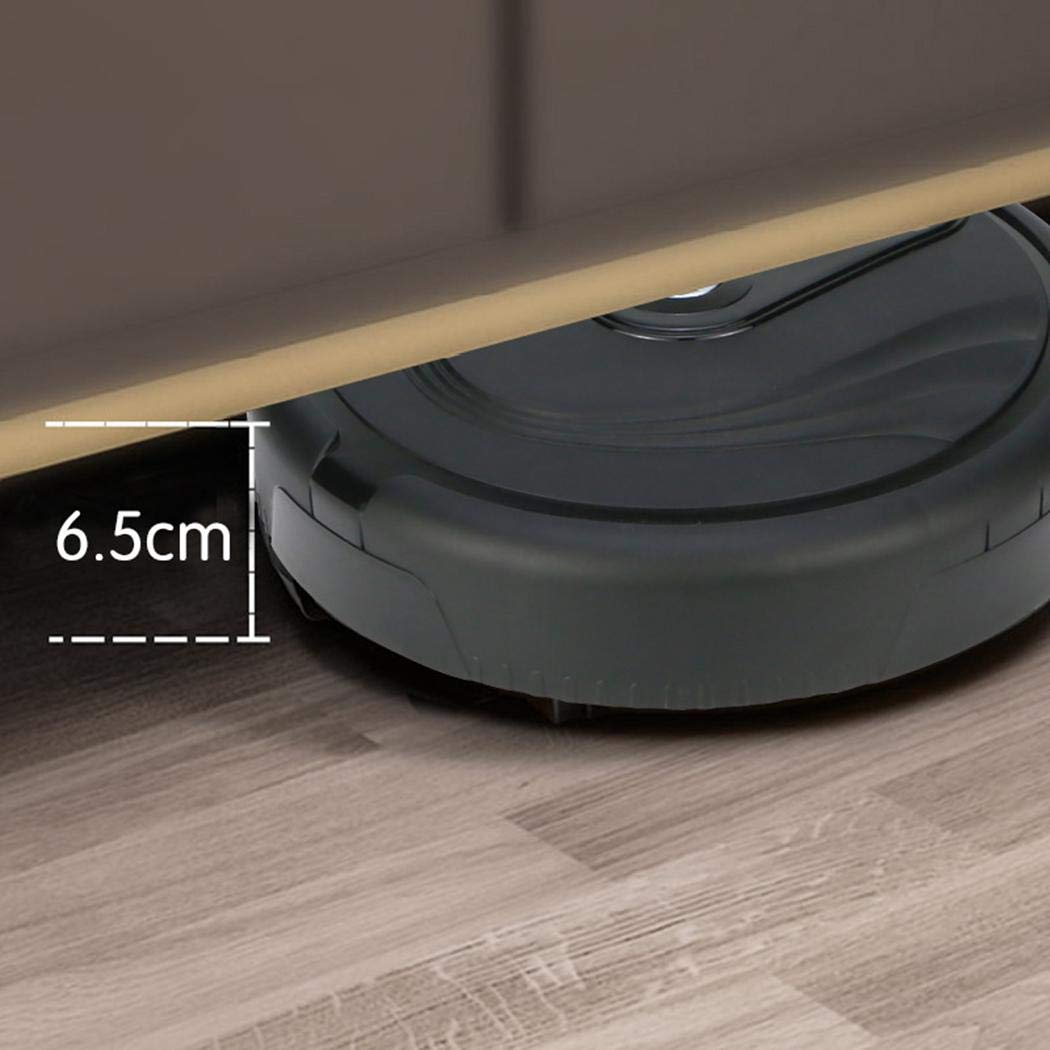 nurrat Home Smart Mopping Robot Floor Cleaner Auto Floor Cleaning Battery Powered Robotic Vacuums