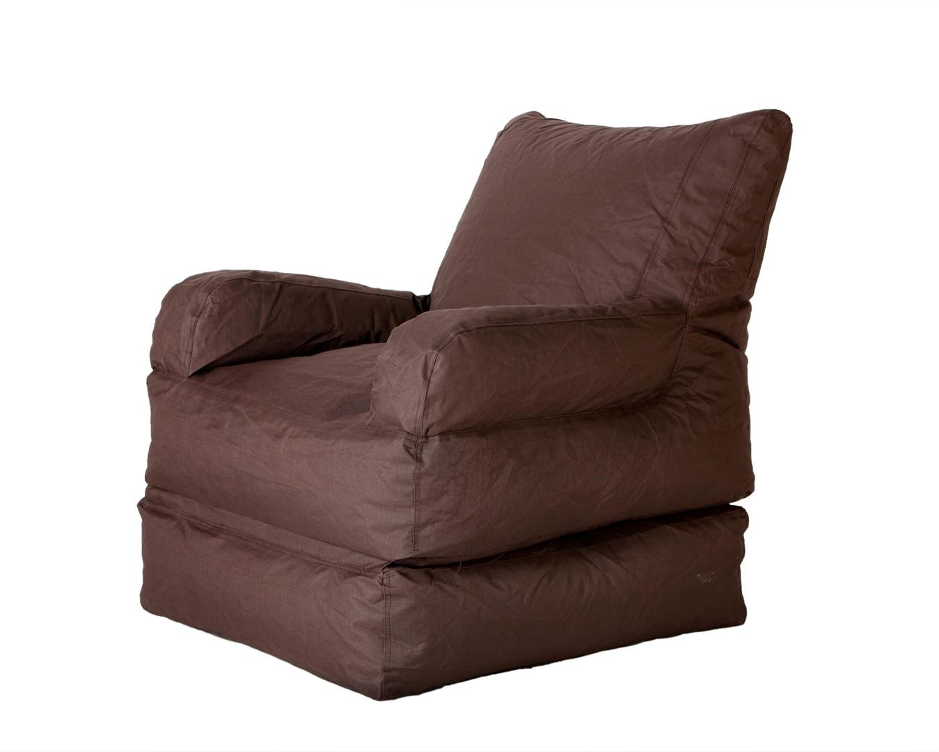 Comfy Bean Bags Foldable Lounger for Outdoors XXXL Bean Bag