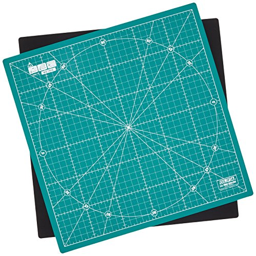 Prym 610404 Rotating cutting mat for rotary cutters and craft knives 30 x 30 cm by PRYM