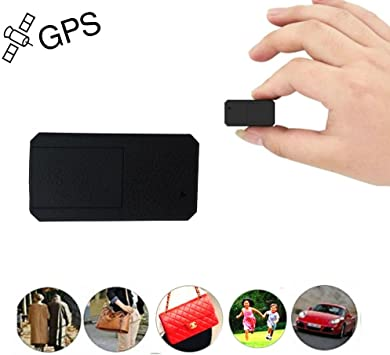 GPS Coches Localizador Mini GPS Tracker GPS Niños Vehículo Localizador GPS para Coche Tiempo Real Localizador GPS Coche Rastreador GPS Mascotas Seguimiento de GPS/gsm/GPRS/SMS Antitheft TK901: Amazon.es: Electrónica