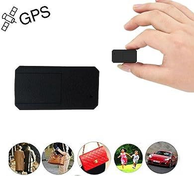 GPS Coches Localizador Mini GPS Tracker GPS Niños Vehículo ...