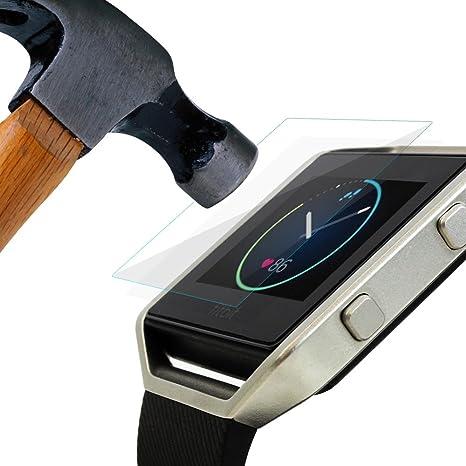 Protector de pantalla de primera calidad, fabricado a partir de vidrio templado, compatible con