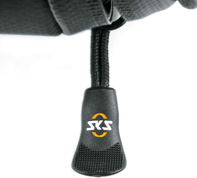 Talla /única SKS Unisex Color Negro Bolsa Racer Edge