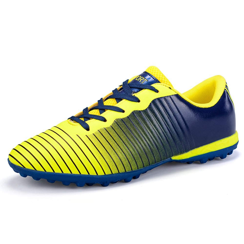49821839e9b YING LAN Men s Boy s Turf Cleats Soccer Athletic Football Outdoor ...