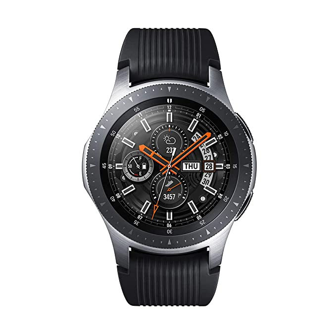Samsung Galaxy Watch - Reloj inteligente LTE (46 mm) color ...