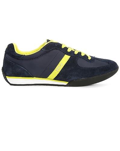 Zapatillas Polo Ralph Lauren Jacory Azul - Color - AZUL, Talla ...