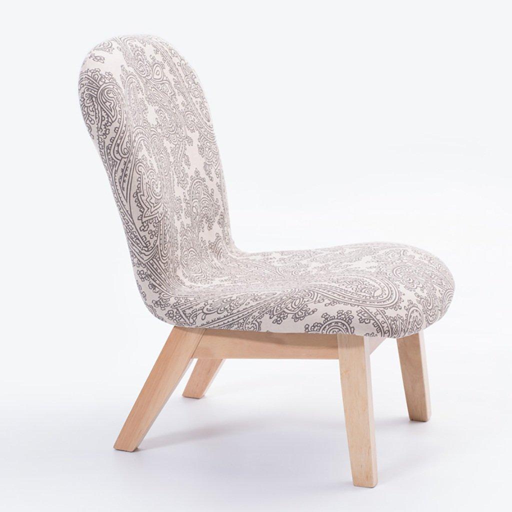 QRFDIAN Einfache Domäne Esszimmerstuhl Massivholzstuhl Bürostuhl Schreibtischstuhl einfache Moderne Café Tische und Stühle Nordic Retro-Stuhl (Farbe : A)