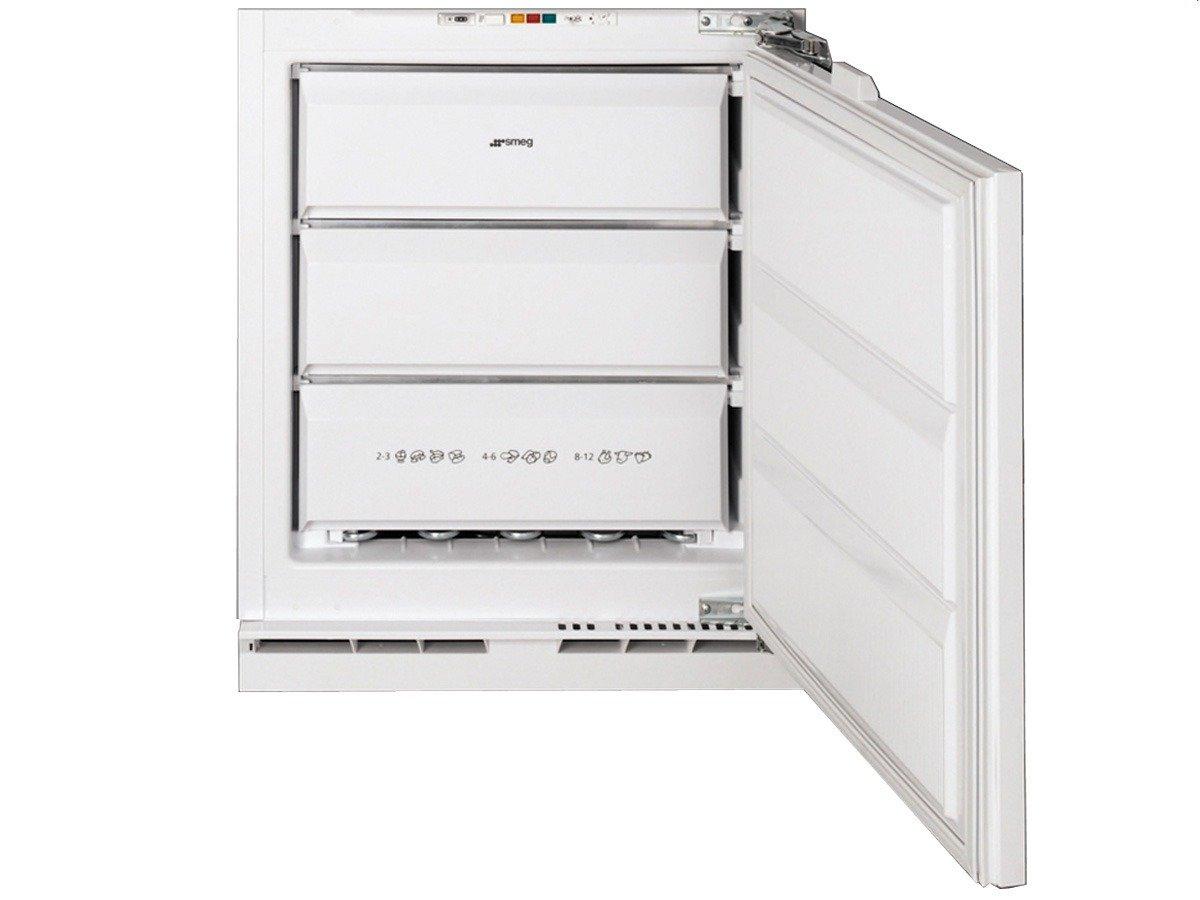 Smeg VR115P - Congelador (Vertical, 94 L, 10 kg/24h, ST, A+, Negro ...