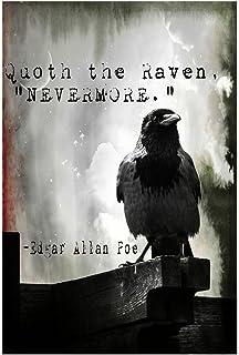 Amazon.com: Robin Hood Merchandise Edgar Allan Poe The Raven ...