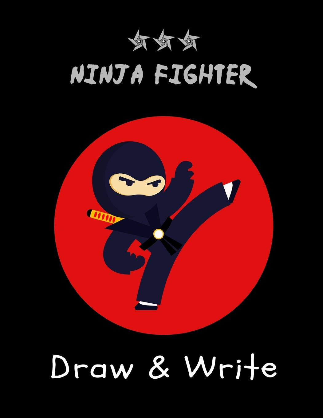 Draw & Write: Cute NINJA Create Your Own Story for Kids ...