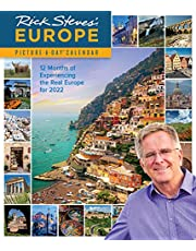 Rick Steves' Europe Picture-A-Day Wall Calendar 2022: 12 Months of Experiencing the Real Europe for 2022