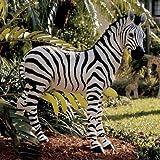 Design Toscano Zairen Zebra Statue Review