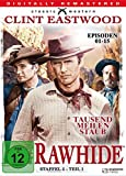 Rawhide - 1000 Meilen Staub - Season 5.1