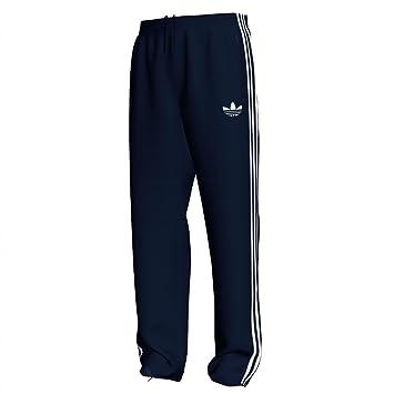 0a70acdaa947 Adidas Originals Mens Firebird Tracksuit Bottoms blue indigo white Size M