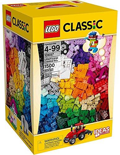 Lego 10697 Building Large Box Creator XXL, 1500 Pieces -