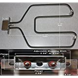River Country Heating Element Replacement Only for Electric Smoker BBQ Grill