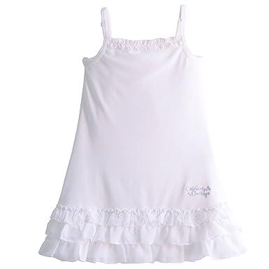 586a3d6521be3 (キャサリンコテージ) Catherine Cottage子供服 TK3007 ペチコート 裾フリルワンピースキャミソール 100cm オフ