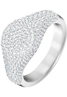 Swarovski Stone Crystal Ring 5402437 (Maat 52)  Amazon.fr  Bijoux f69c6efad4bc