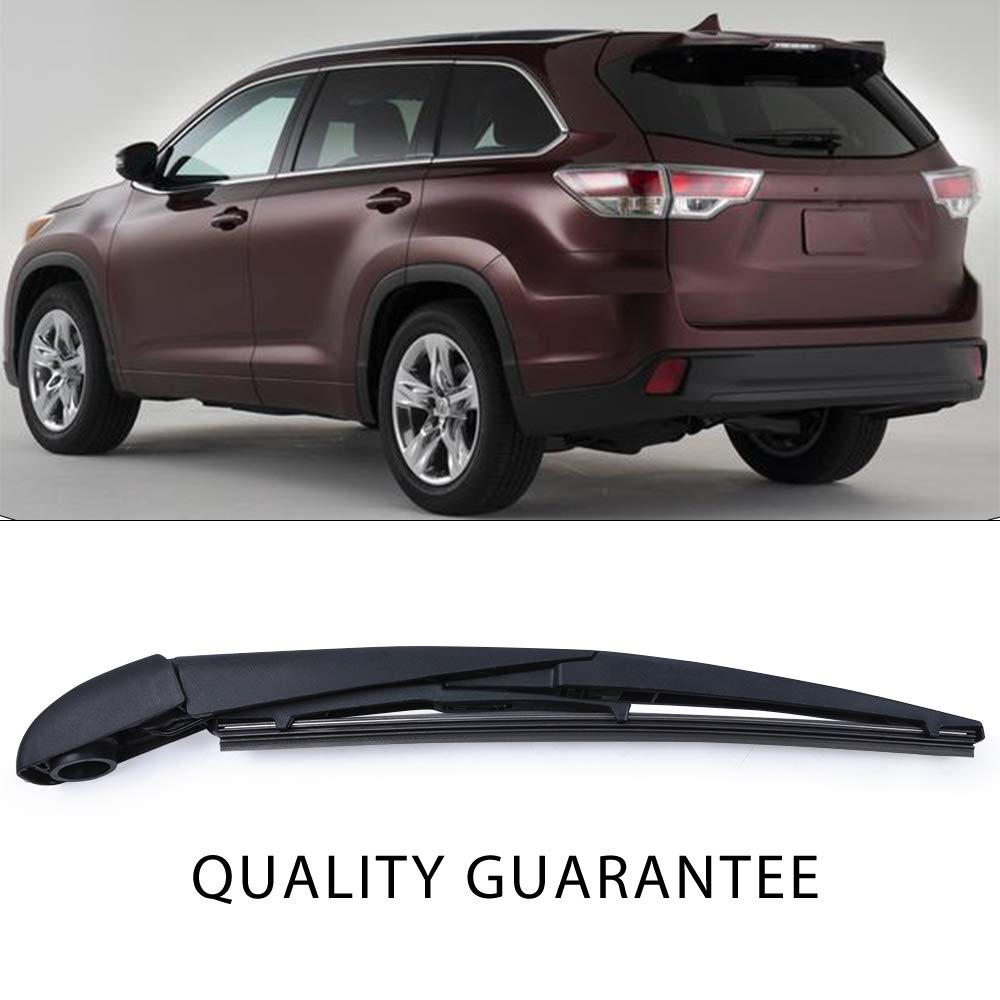 Rear Wiper Arm and Blade for Toyota RAV4 2000-2012 OE:85242-12090