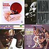 Have a good time with vintage r&b from Stevie Wonder, Sam Cooke, Aretha Franklin, and more.