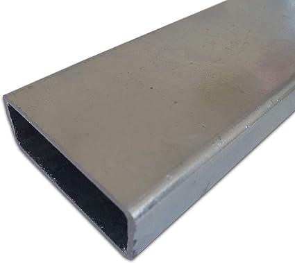 0//-3/mm tubes carr/és ST37/Surface galvanis/ée /à chaud Profil creux rohstahl B /& T m/étal tube carr/é en acier galvanis/é 50/x 50/x 3/mm dans longueurs /à 500/mm