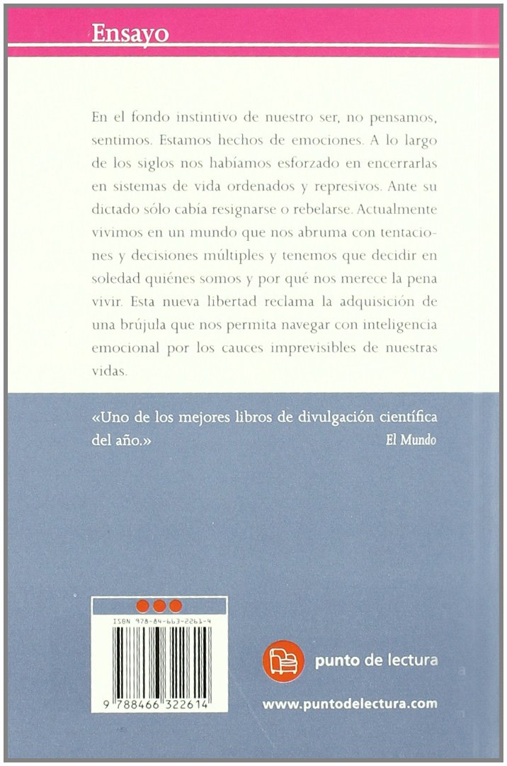 Brújula para navegantes emocionales (FORMATO GRANDE): Amazon.es: Elsa Punset: Libros