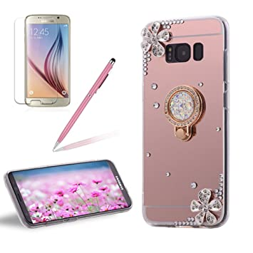 coque galaxy s7 edge miroir