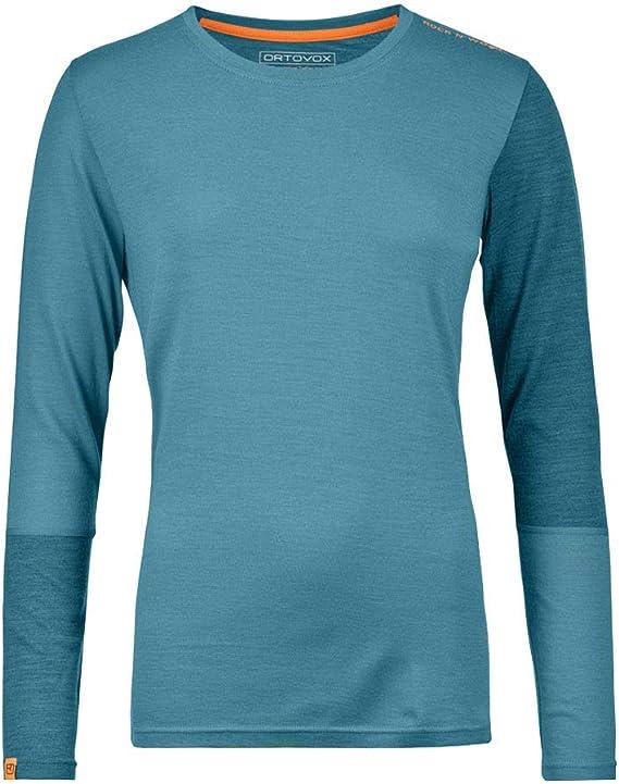 Ortovox Mens RockNWool 185 Long Sleeve 8411100033