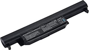 A32-K55 Laptop Battery Compatible with Asus U57A K55A K55N R500V A33-K55 A41-K55 A42-K55 X55 X55C X55U X75 [6-Cell, 11.1V]
