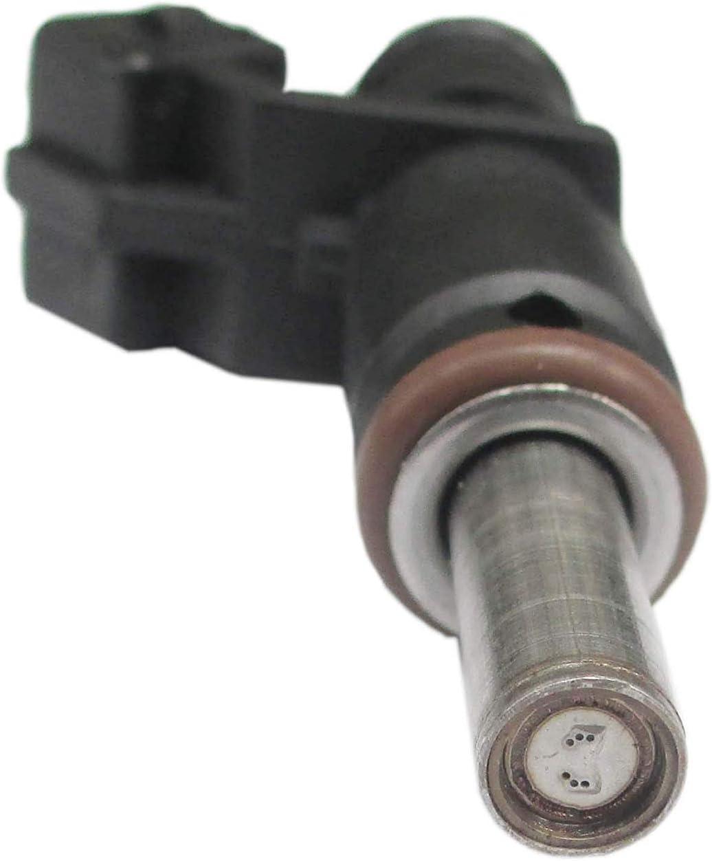 328xi 330xi 2.5//3.0L I6 Part# 7531634 325i 323i 328i 328i xDrive 330Ci Set of 6 Re-manufactured Fuel Injectors for 2005-2013 BMW 128i 325xi 330i