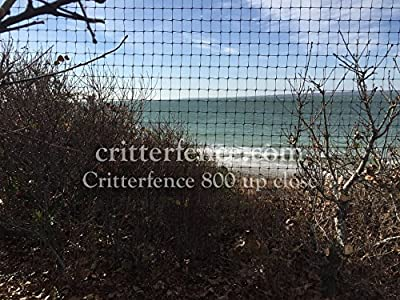 Critterfence 800 Deer Fence Garden Fencing Dog Fence 7.5ft X 164ft Roll