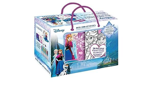 Disney Frozen 42929 - Caja 1000 Actividad: Amazon.es: Juguetes y ...
