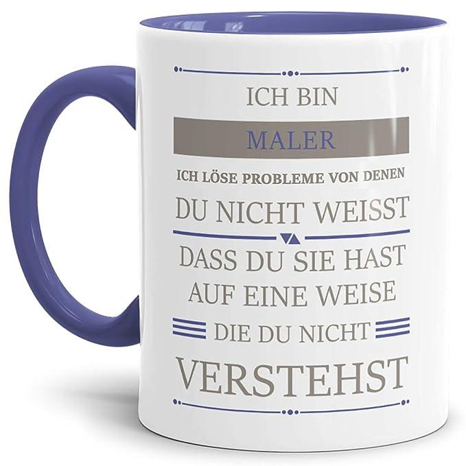 Tasse Seine Exzellenz Zimmermann Kaffeetasse Kaffeebecher Geschenk Spruch
