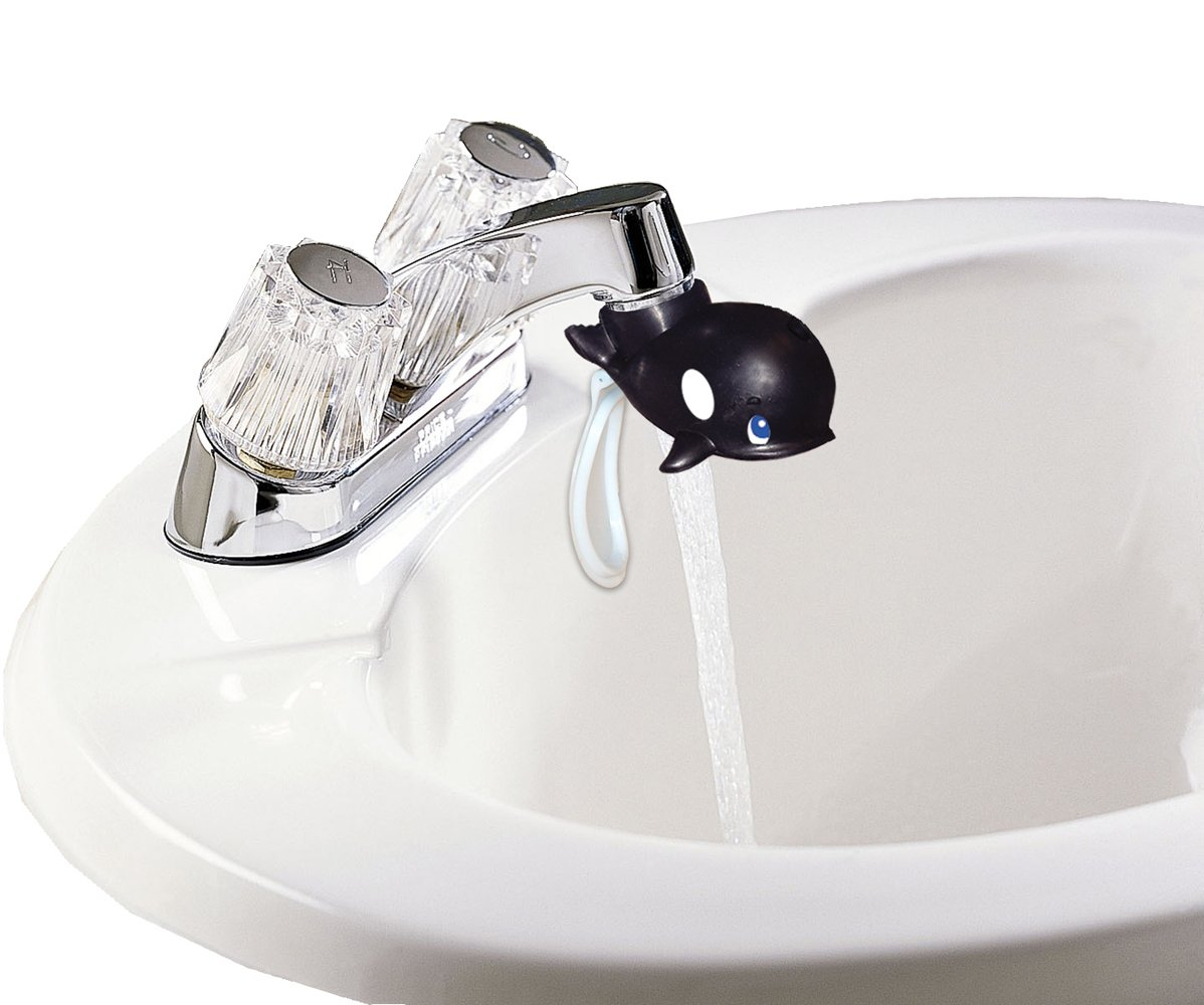 Amazon.com: Jokari Whale Faucet Fountains, 3-Pack: Kitchen & Dining