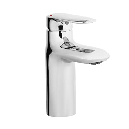 Kohler Kumin basin mixer with Safe Seal Technology (Without drain (98827IN-4ND-CP)