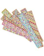 Simba 106304174 - Art & Fun 1.000 Mädchen Sticker