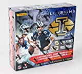football cards hobby box - 2017 Panini Illusions NFL Football Hobby Box