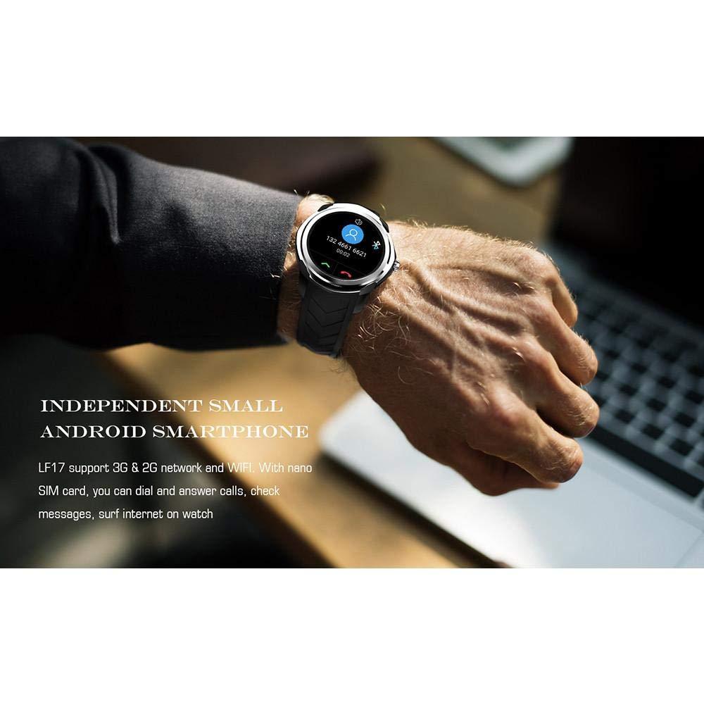 H-sunshy LEMFO 3G Smartwatch, LEMFO LF17 Android 5.1 Reloj ...